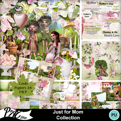 Patsscrap_just_for_mom_pv_collection
