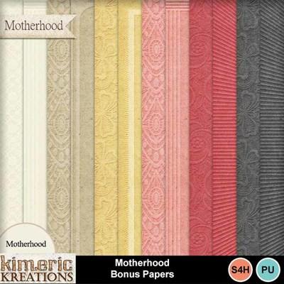 Motherhood_bonus_papers