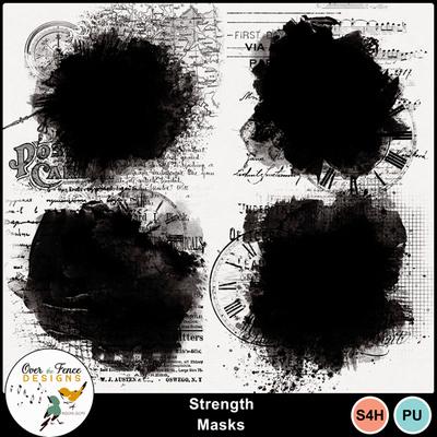 Strength_masks