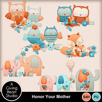 Agivingheart-honoryourmother-clusters-web