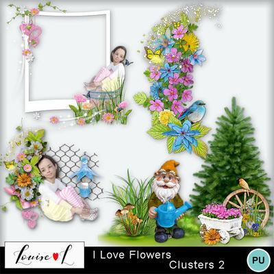 Louisel_i_love_flowers_clusters2_prv