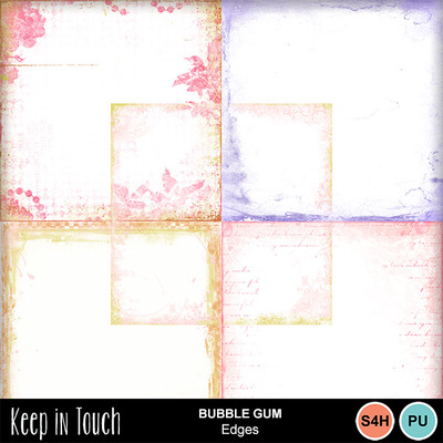 Bubblegum-edges