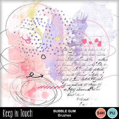 Bubblegum-brushes