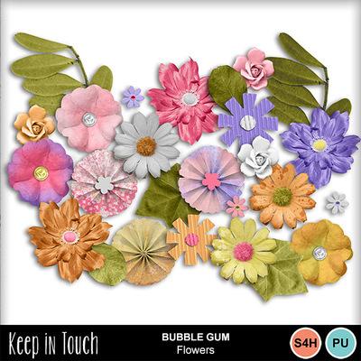 Bubblegum-flowers