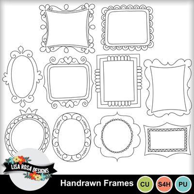 Lisarosadesigns_handrawnframes_mmpreview