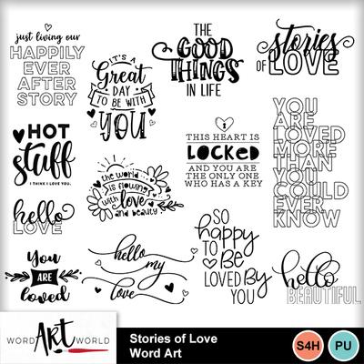 Stories_of_love_word_art