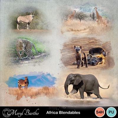 Africa_blendables
