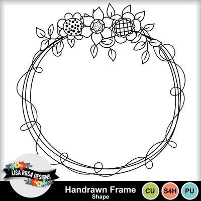 Lisarosadesigns_handrawnframe_shape