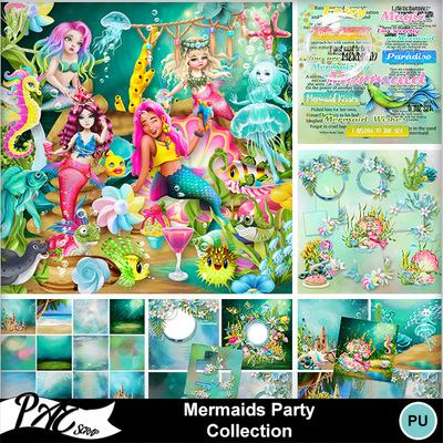 Patsscrap_mermaids_party_pv_collection