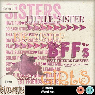 Sisters_word_art