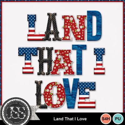Land_that_i_love_alphabets