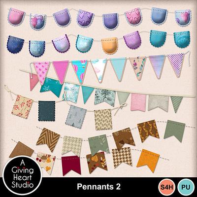 Agivingheart-pennants2web