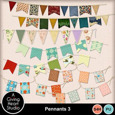 Agivingheart-pennants3web