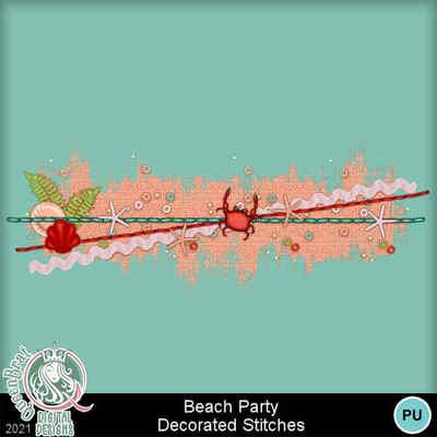 Beachparty_decoratedstitches