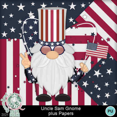 Unclesamheartgnomepapers