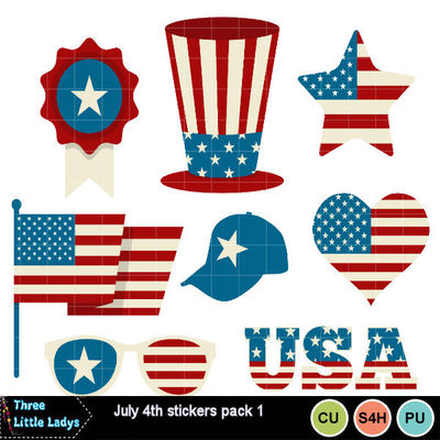 July_4th_stickers_pack_1