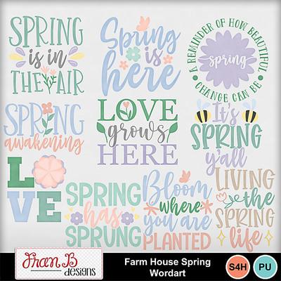 Farmhousespringwordart1