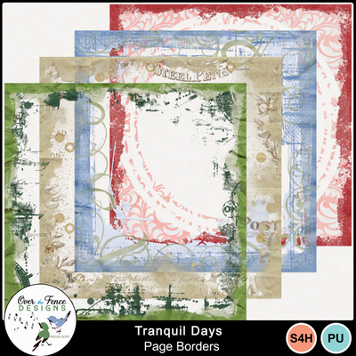 Otfd_tranquil_days_page_borders