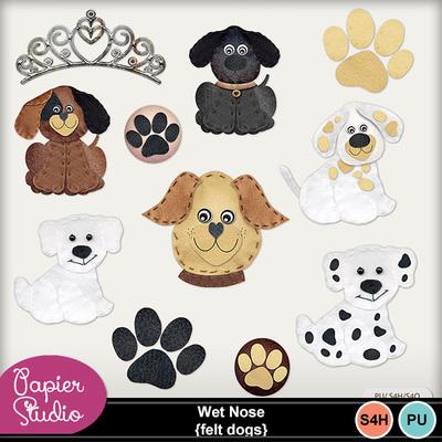 Wet_nose_felt_dogs_pv
