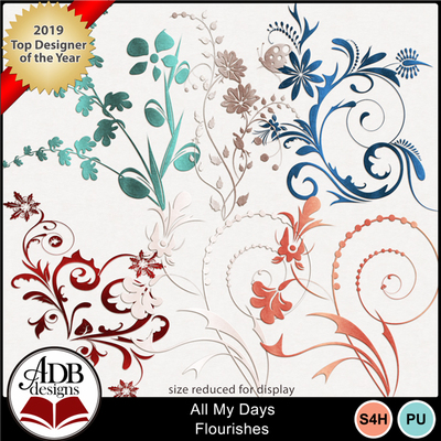 Adbdesigns_all_my_days_flourishes