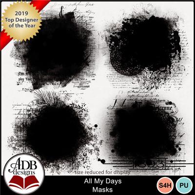 Adbdesigns_all_my_days_masks