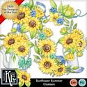 Sunflowersummerclusters_small