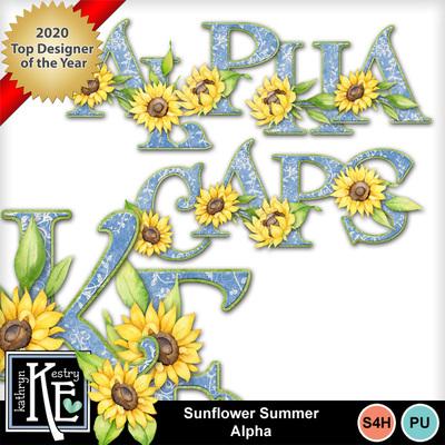 Sunflowersummeralpha