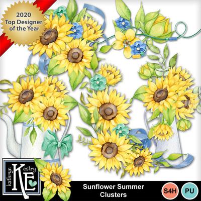 Sunflowersummerclusters
