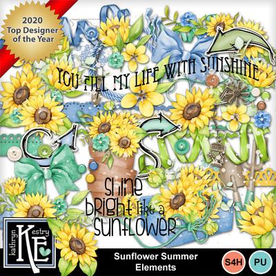 Sunflowersummerelements