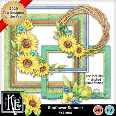 Sunflowersummerframes
