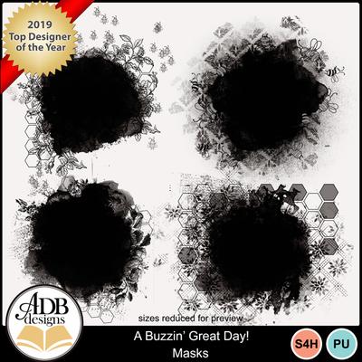 Adbdesigns_buzzing_great_day_masks