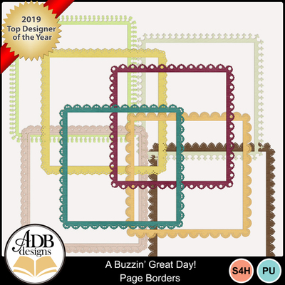 Adbdesigns_buzzing_great_day_page_borders