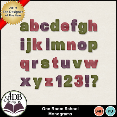 One_room_school_monograms