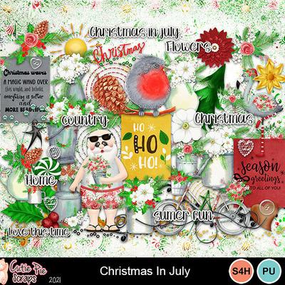 Christmasinjuly2