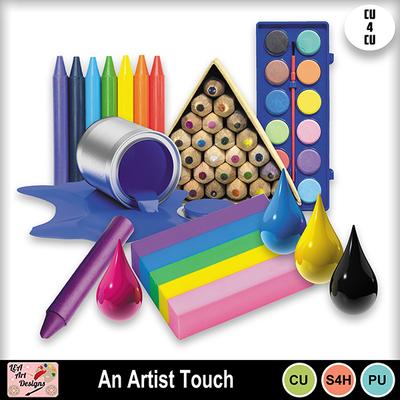 An_artist_touch_preview