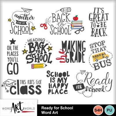 Ready_for_school_word_art