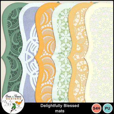 Delightfully_blessed_mats