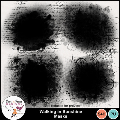 Walking_in_sunshine_masks