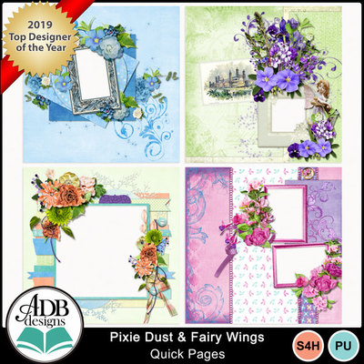 Adbdesigns_pixie_dust_fairy_wings_quick_pages