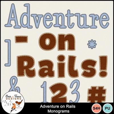 Adventure_on_rails_monograms