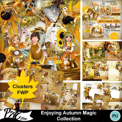 Patsscrap_enjoying_autumn_magic_pv_collection