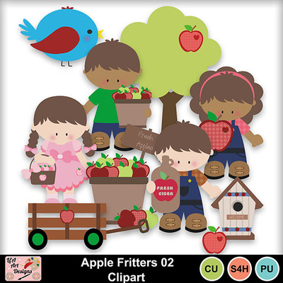 Apple_fritters_02_clipart_preview