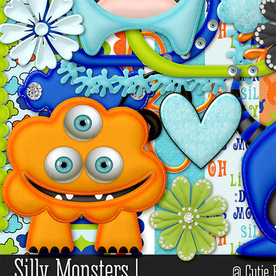 Sillymonsters4