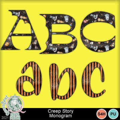 Creepstory_monogram