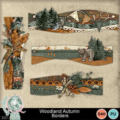 Woodlandautumn_borders