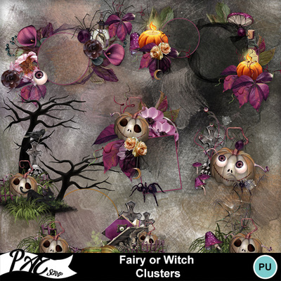 Patsscrap_fairy_or_witch_pv_clusters