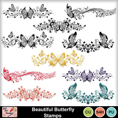 Beautiful_butterfly_stamps_preview