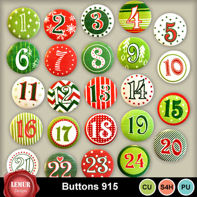Buttons915