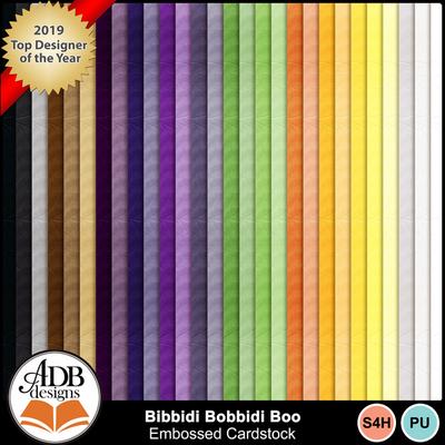 Adbdesigns_bibbidi_bobbidi_boo_emb_cardstock