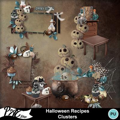 Patsscrap_halloween_recipes_pv_clusters